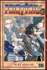 mangas Fairy Tail tome 35 Mashima Hiro Anime Shonen PIKA Neuf One Piece Naruto