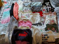 Massive Bundle Of Teen Girls Clothes 12 13 14 years Tops Skirts TShirts 27 Items