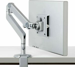 HumanScale M2 Single Monitor Arm Clamp Mount Stand for Display Screen New M2CS1S