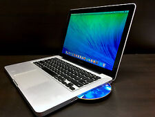 13 inch MacBook Pro Pre-Retina 2012/2016 One Year Warranty! Upgraded 1TB Storage