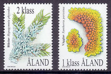 Plants Single Alandic Stamps