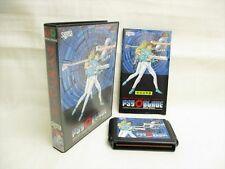 PSYO BLADE Item REF/bbcc Mega Drive SEGA Import JAPAN Video Game md