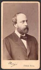 Henri d'Artois Comte de Chambord. Photographe Abdullah Frères. Vers 1865 #1
