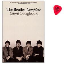 The Beatles Complete Chord Songbook - Hal Leonard - HL00306349 - 9780634022296