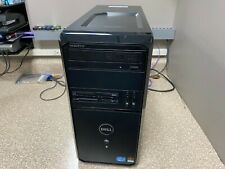 Dell Vostro 260 - Intel i3 3.30GHz, 8GB RAM, 256GB SSD - Win10 Pro!