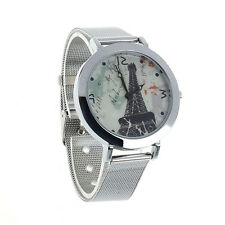Eiffel Tower Face Quartz Watch