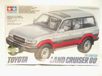 1/24 Tamiya Toyota Land Cruiser 80 VX Limited Plastic Model Kit 24107 Sealed NEW