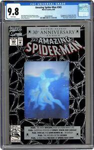 Amazing Spider-Man #365D CGC 9.8 1992 3905058008 1st app. Spider-Man 2099