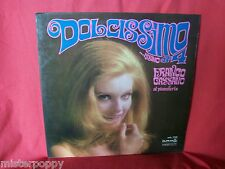 CASSANO Dolcissimo N° 4 LP 1968 Italy MINT- Sexy Cover Love is blue La bambola