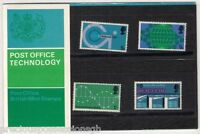 GB Presentation Pack No. 13 1969 Post Office Technology 10% off any 5+