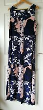 M&S Ladies Maxi Dress Size 12 Stunning RRP £65 Worn Twice
