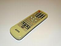Original LM WS-308 DVD-Player Fernbedienung / Remote, 2 Jahre Garantie