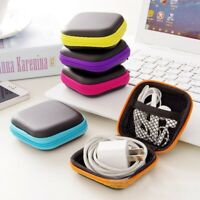 Travel Key Phone Charger USB Cable Earphone USB Organizer Case Storage Bag