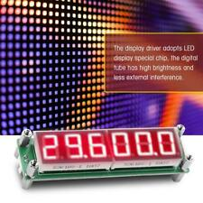 PLJ-6LED-H LED Digital Frequenzzähler Frequenzmesser Tester 1 MHz-1000 MHz