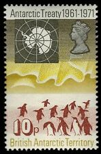 British Antarctic Territory Birds Stamps