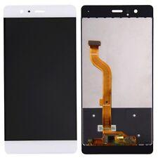 "P1 DISPLAY LCD+ TOUCH SCREEN PER HUAWEI P9 5,2"" EVA-L09 L19 BIANCO+FLAT VETRO"