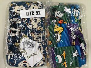 2 Pair Disney Tall and Curvy LuLaRoe Leggings D TC 52
