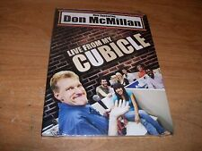 Now Appearing: Don McMillan Live From My Cubicle (DVD 2009) Funny Comedy NEW