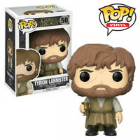 Tyrion Lannister Scar Game of Thrones Official Funko Pop Vinyl Figure
