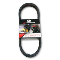 Gates Drive Belt 2010-2012 Polaris Ranger 800 XP EPS G-Force CVT Heavy Duty iz