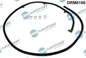Dr.Motor Automotive DRM6106 Hose, fuel overflow for CITROËN,FIAT,IVECO,PEUGEOT