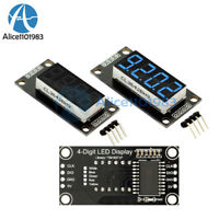 "0.36"" TM1637 4-digit 7-Segment Tube LED Blue Digital Display Module For Arduino"