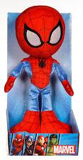 """Brand New 10"""" MARVEL Plush Soft Toy Spiderman Coffret personnage de super-héros"""