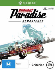 Burnout Paradise Remastered Xbox One (Open Box) AUS