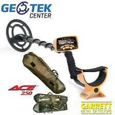 Metal Detector Garrett Ace 250 + Zaino Traking
