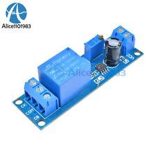 12V Delay Timer Switch Relay Module 0 -10 Second NE555 Oscillator Adjustable