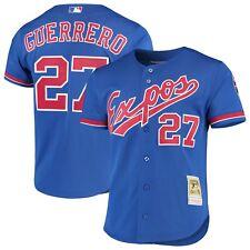 Montreal Expos Jersey Vladimir Guerrero MLB Baseball Mitchell Ness Retro XXL