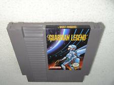 Guardian Legend NES Spiel nur das Modul