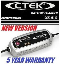 CTEK Multi MXS 5.0 12V SMART Fully Automatic  Battery Charger   UK PLUG