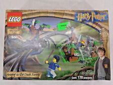 2002 HARRY POTTER LEGO SET 4727 ARAGOG IN THE DARK FOREST MINOR BOX DAMAGE