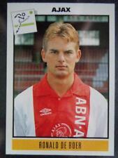 Panini Voetbal '94 - Ronald de Boer Ajax #47