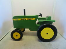 Hand Made Wooden John Deere 2750 Tractor 1/16 scale