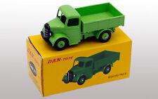 DAN TOYS   Bedford Camion Plateau Vert Clair (Série de 500 Exemplaires