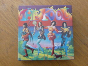 "Beatles: The Fool: ""s/t"" Japan Mini-LP Slipcase Promo Box [no cd mccartney QN"