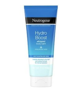 Neutrogena Hydro Boost Hydrating Whipped Body Balm Butter 7oz NEW LOOK SameStuff