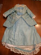 antique doll dress outfit french for german fashion doll