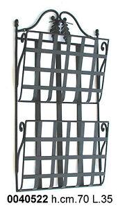 9.6 43 cm Fangfang Porta depliant Portariviste in Metallo Semplice in Ferro battuto pu/ò Essere Appeso a Pavimento in Oro 23 Color : Gold