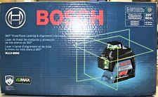 Bosch Gll3 300g 200 Green 360 Deg Laser Level Visimax Technology With Hard Case