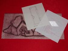 """[Coll.RAOUL-J. MOULIN ART XXe] JANA ZELIBSKA (CZ) """"Petite Revue de Mode"""" Pop Art"""