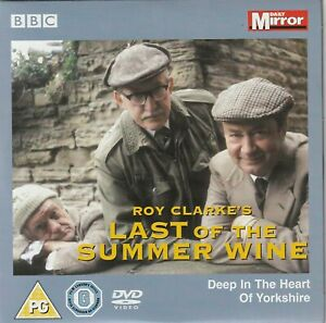 DVD TV Show - LAST OF THE SUMMER WINE: Deep In The Heart Of Yorkshire (Region 2)