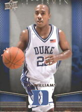 2014-15 Upper Deck Lettermen Basketball #37 Jay Williams Duke Blue Devils