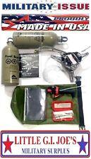 NEW MSR USMC STOVE XGK EX Small Unit Expeditionary Stove Combo Kit MIL ISSUE