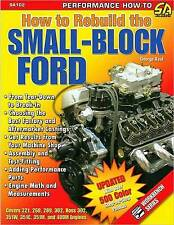 How to Rebuild the Small-block Ford by George Reid (Paperback, 2012)