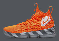 82036a54282e Nike LeBron 15 XV KS2A Orange Box PE Size 10. AR5125-800 kith ghost