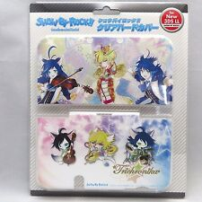 SHOW BY ROCK !! New3DS LL XL (tri Kuronika) character clear hard case Rare Item