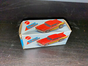 Hot Wheels Redline Era Blackwall Flying Colors Mebetoys '57 CHEVY Mint in Box